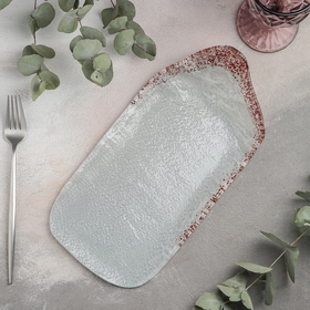 Блюдо для подачи «Шокли», 31×15,5 см