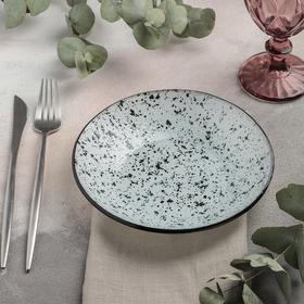 Салатник «Мрамор», 18,5×4 см