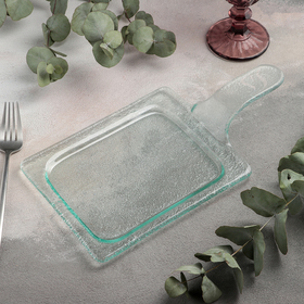 Блюдо для закусок TRD «Авис», 29,5×15,5×4 см