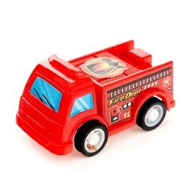 Машина инерционная «Пожарная служба» Ош