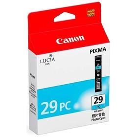 Картридж струйный Canon PGI-29PC 4876B001 фото голубой для Canon Pixma Pro 1