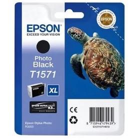 Картридж струйный Epson C13T15714010 фото черный для Epson St Ph R3000 (850стр.) Ош