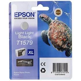 Картридж струйный Epson C13T15794010 светло-серый для Epson St Ph R3000 (850стр.) Ош