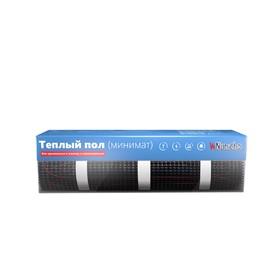 Тёплый пол Nunicho, нагревательный мат, 150 Вт/м2, 2.5 м2, двухжильный, плитка/керамогранит Ош