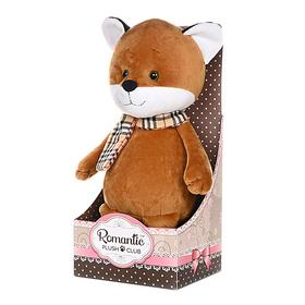 Мягкая игрушка «Романтичный Лисенок в Шарфике» 20 см