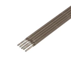 """Электроды """"УЭЗ"""", INOX 61.30, d=2.5 мм, 5 шт., аналог ОК 61.30, для сварки нержавеющих сталей   46915"""
