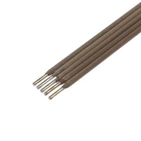 """Электроды """"УЭЗ"""", INOX 61.30, d=3 мм, 5 шт., аналог ОК 61.30, для сварки нержавеющих сталей"""