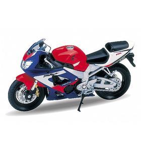 Модель мотоцикла 1:18 HONDA CBR900RR FIREBLADE Ош