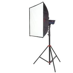 Софтбокс с сотами SBQ-9090 BW, для галогеновых осветителей, жаропрочный Ош