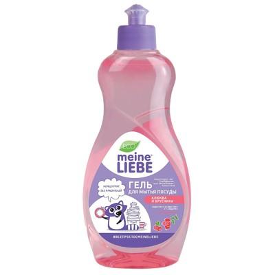 Гель для мытья посуды Meine Liebe «Клюква и брусника», концентрат, 500 мл - Фото 1
