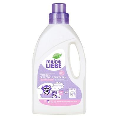 Жидкое средство для стирки детского белья Meine Liebe, концентрат, 800 мл - Фото 1