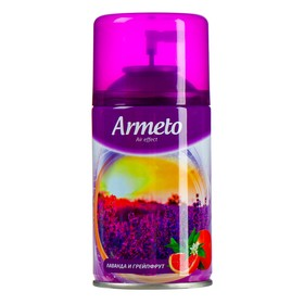 """Освежитель воздуха Armeto """"Лаванда и грейпфрут"""", сменный баллон, 250 мл"""
