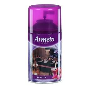 """Освежитель воздуха Armeto """"Арома-SPA"""", сменный баллон, 250 мл"""