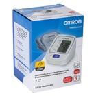 Тонометр Omron 717 HEM-8712-СМ, с адаптером