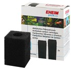 Картридж для фильтра EHEIM PICKUP 45 поролон угольный, 2 шт/уп
