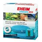 Наполнитель для фильтра EHEIM CLASSIC 250 поролон, 2 шт/уп