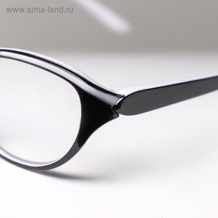 Очки корригирующие FM 530 C1, цвет чёрный, +4