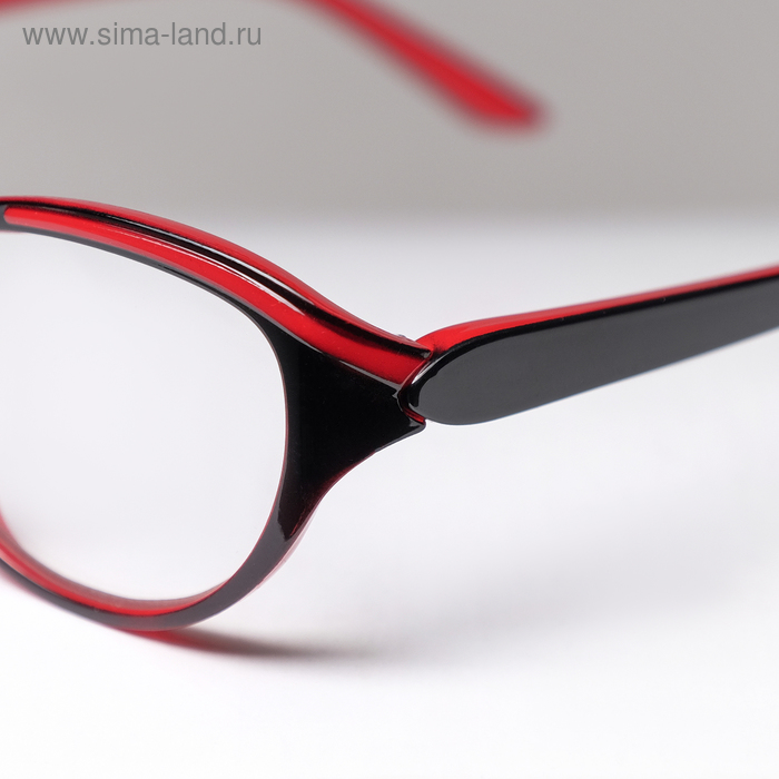 Очки корригирующие FM 530 C2, цвет чёрный, +4