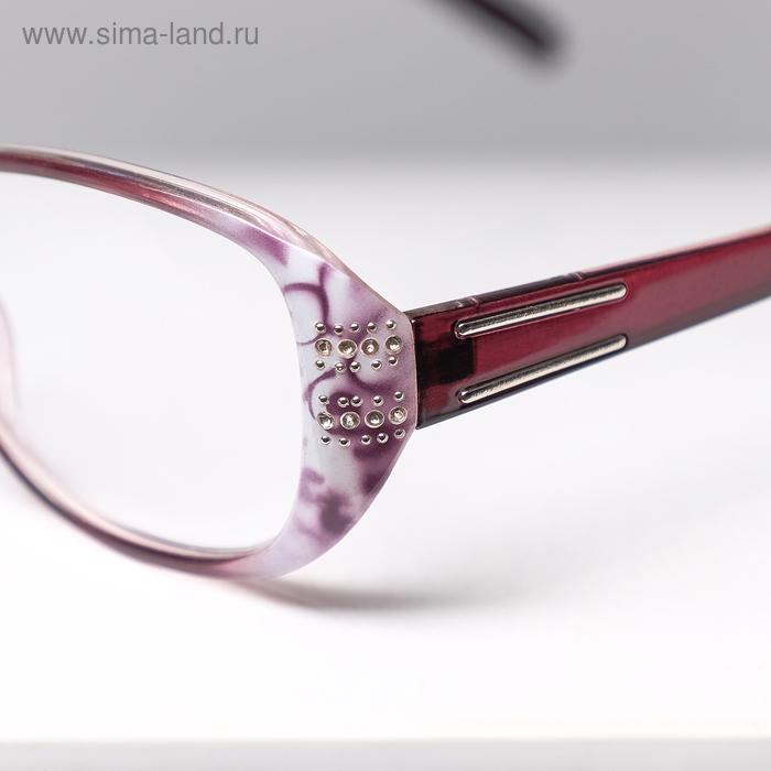 Очки корригирующие B 86019, цвет розовый, +1