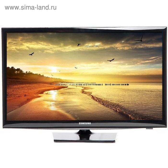 "Телевизор Samsung UE24H4070AUXRU, 24"", 1366x768, DVB-T2/C/S2, 1xHDMI, 1xUSB, черный"