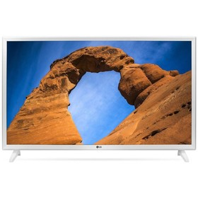 "Телевизор LG 32LK519BPLC, 32"", 1366x768, DVB-T2,/С/S2, 2xHDMI, 1xUSB, белый"