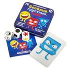 Настольная игра «Веселый, грустный, злой», жестяная коробочка
