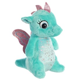 Мягкая игрушка «Дракончик», 16 см, цвет мятный