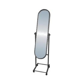 Зеркало напольное 160*40*40 цвет чёрный Ош