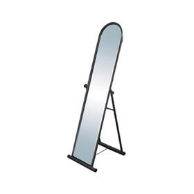 Зеркало напольное 148*40*46 цвет чёрный Ош