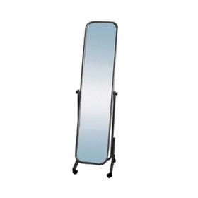 Зеркало напольное 155*43,5*40,5 цвет чёрный Ош
