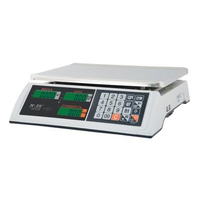 Весы торговые электронные M-ER 327AC-15.2 LCD «Ceed»