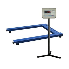 Весы паллетные ВСП4-1500 П9 Ош