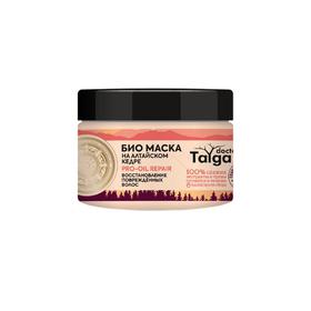 Маска для волос Natura Siberica D.Taiga «Восстанавливающая», 300 мл