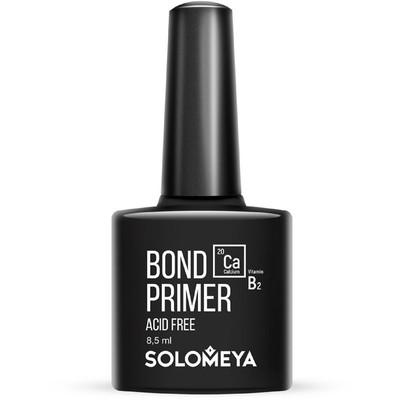 Бескислотный праймер для ногтей Solomeya Bond&Primer, 8,5 мл