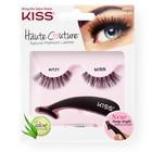Накладные ресницы Kiss Haute Couture Single Lashes Ritzy KHL05GT