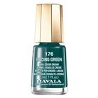Лак для ногтей Mavala, тон 176 Британский зеленый
