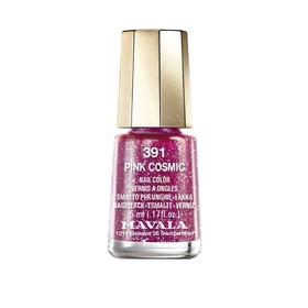 Лак для ногтей Mavala, тон 391 Розовый космический