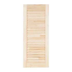 Жалюзийная дверь, 71,5×29,4см Ош