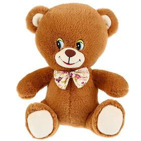Мягкая игрушка «Медвежонок», 23 см стихи А. Барто