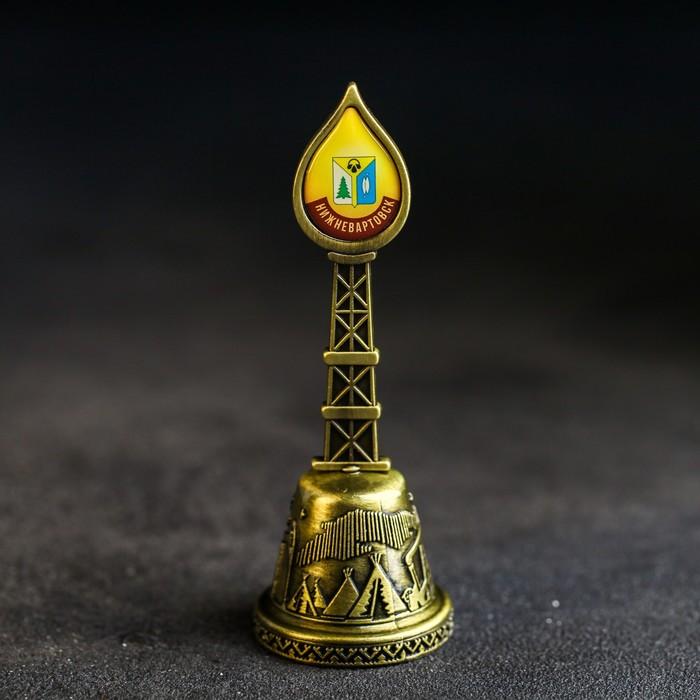 Колокольчик в форме капли Нижневартовск. Алёша