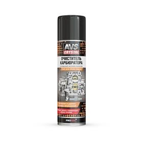 Очиститель AVS, для карбюратора и воздушной заслонки инжектора, аэрозоль, 335 мл Ош