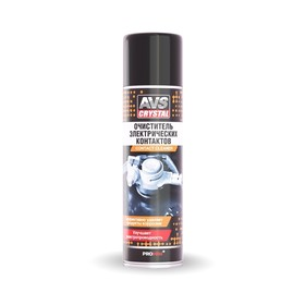 Очиститель электроконтактов AVS, аэрозоль, 335 мл Ош