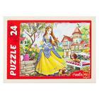 Пазл «Волшебный мир принцесс», 24 элемента, МИКС - Фото 5
