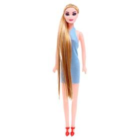 Кукла-модель «Ира», в платье, МИКС Ош
