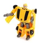 Робот «Автобот», трансформируется, цвета МИКС - Фото 3