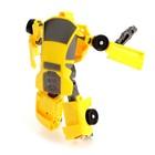 Робот «Автобот», трансформируется, цвета МИКС - Фото 4