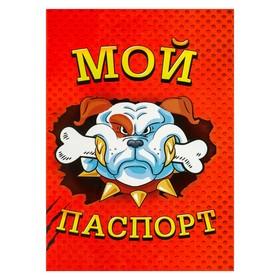 Ветеринарный паспорт международный 'Мой паспорт - Мои правила' Ош