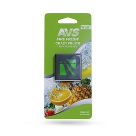 Ароматизатор AVS Wall, 'дикие фрукты', на дефлектор, мини мембрана Ош