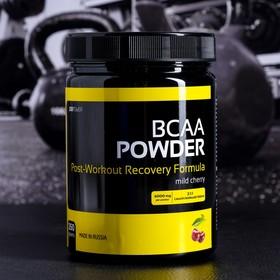 Аминокислоты XXI век BCAA powder со вкусом вишня ,350 г