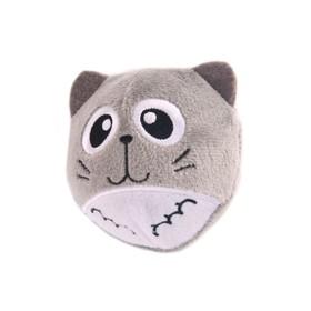 Мягкая игрушка «Мячик-Котик», 7 см